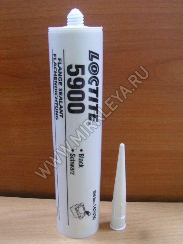 Loctite 5900 - силиконовый герметик нейтральный (черный) b76967c2f37