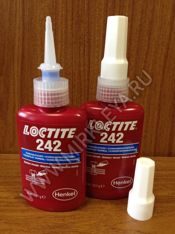 Loctite 242 инструкция по применению