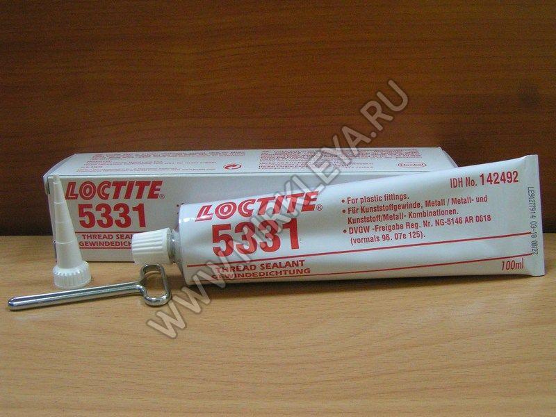 Loctite 5331 инструкция по применению