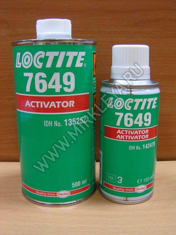 loctite 7649 activator 500ml